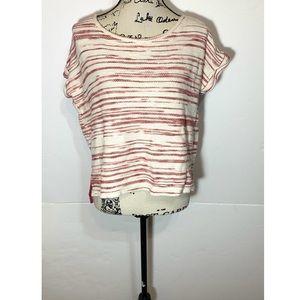 Lou & Grey Striped Sweatshirt